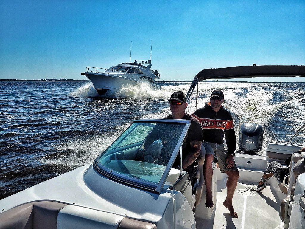 Bootstour von Cape Coral Florida