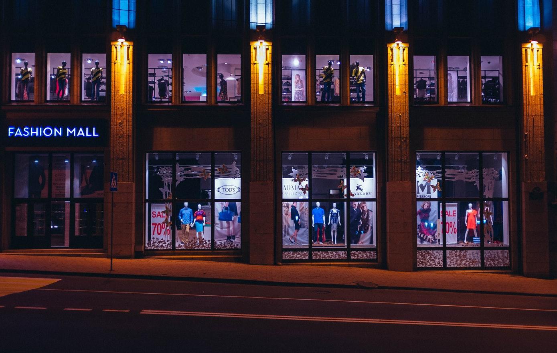 Fashionshoppingmall in florida