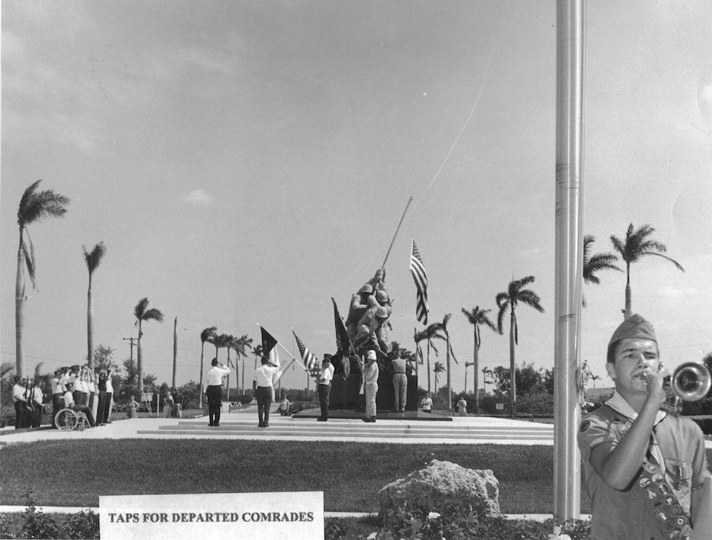 Eröffnung in Cape Coral